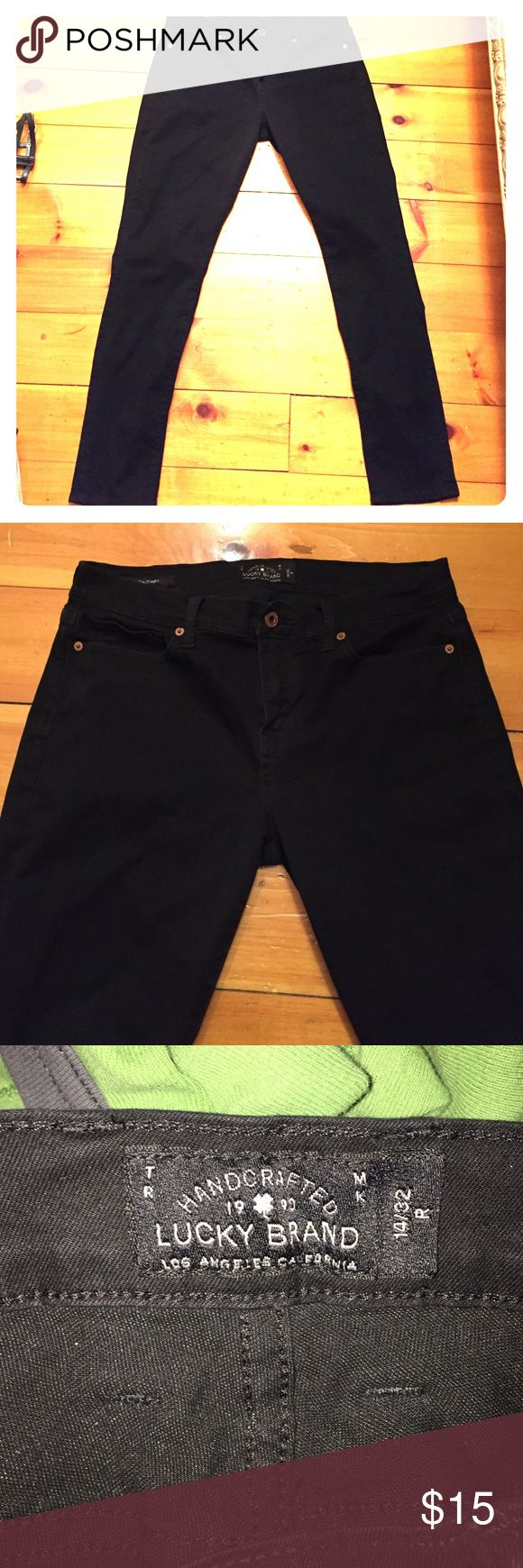Lucky jeans size 14 / 32 Sofía skinny lucky jeans see last picture for details Lucky Brand Jeans Skinny