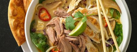 Noodles and Company Thai Hot Pot Dish
