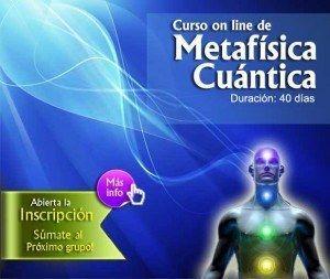Inicio del eCurso de Metafísica Cuántica! Marzo 2016