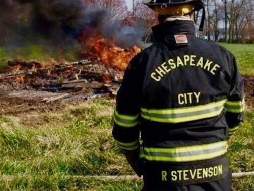 Firefighter turns tragedy into triumph (21 Photos)