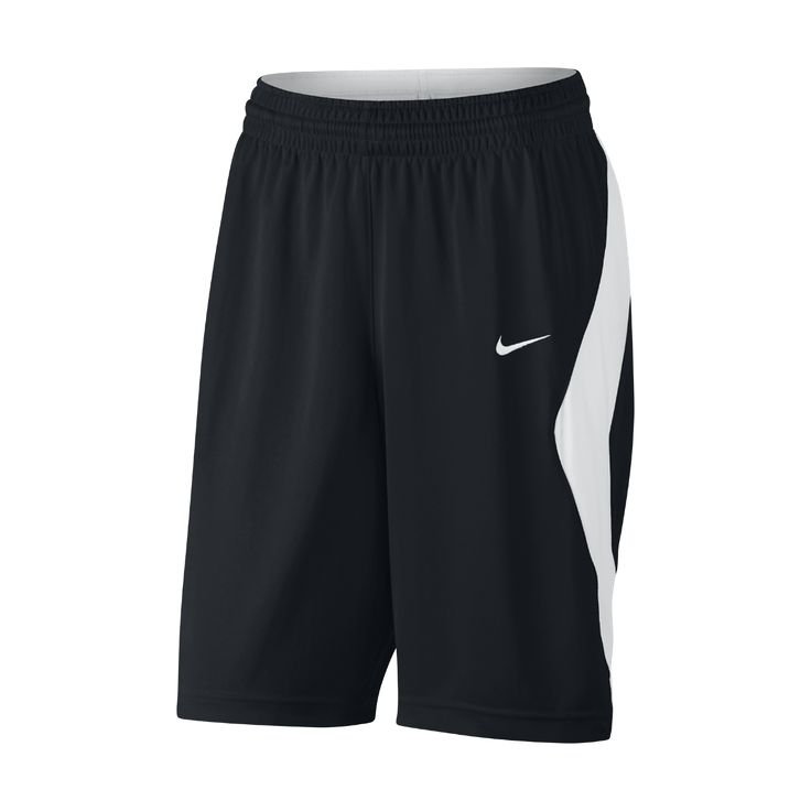 Nike Elite Stock Women\u0027s Basketball Shorts Size Medium (Black)