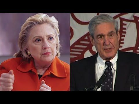 SECONDS AGO! Hillary Clinton And Mueller In Cooperation To Do Something ...
