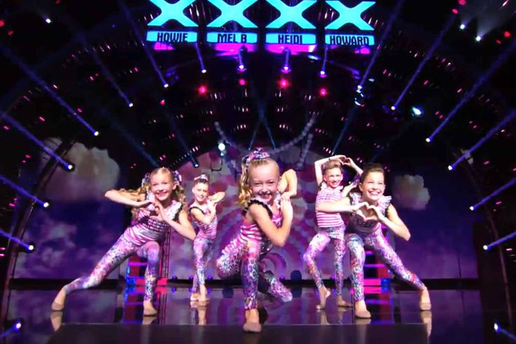 "Fresh Faces - Energetic Dance Routine - ""I Love It"" - America's Got Talent 2013"