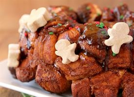 Gingerbread Monkey Bread Recipe - Tablespoon