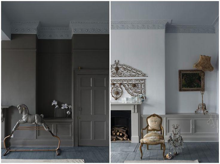 Best Moles Breath Farrow Ball Grey Room Bedroom Interior 400 x 300