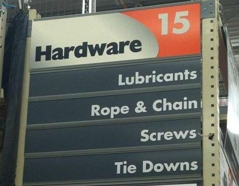 Home Depot knows how to party