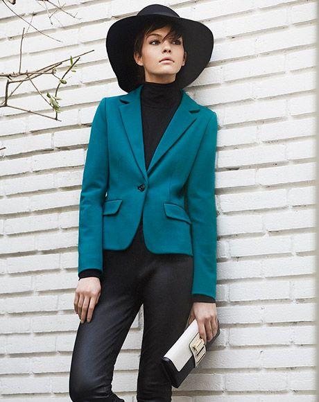 Smart Jacket Pasqua, maglia Adam, leggings Ines, cappello Album, borsa Teresa