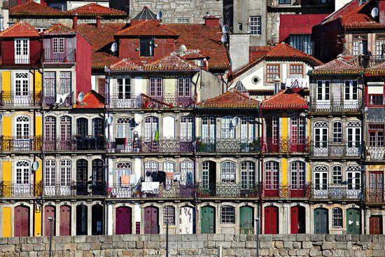 Historic Centre of Oporto Portugal UNESCO
