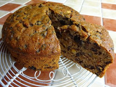 Recipes from a Cornish Kitchen:   BOILED FRUIT CAKE My old, basic, Boiled Fruit Ca...