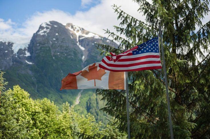 Photos: Hyder, Alaska: Life on the border   Alaska Dispatch News