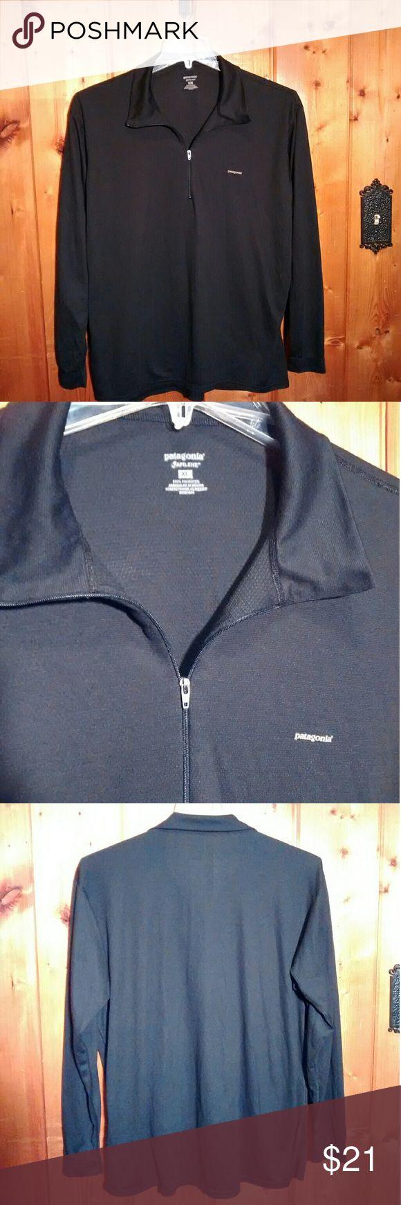 Patagonia capilene half zip pullover Patagonia capilene half zip pullover Patagonia Shirts