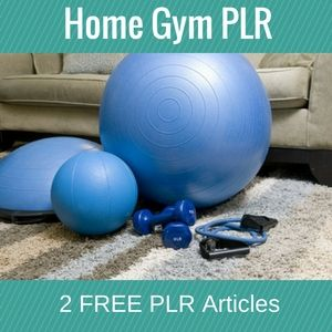 Lots of free PLR on this page.