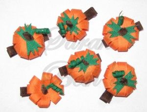 fat pumpkin ribbons