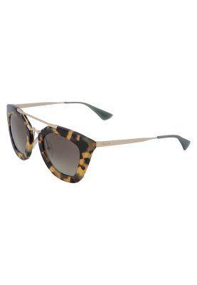 Für echte Divas! Prada Sonnenbrille - havana/green für 269,95 € (09.01.16) versandkostenfrei bei Zalando bestellen.