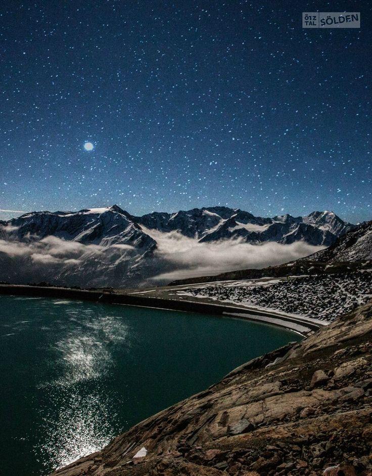 Tiefenbach Glacier, Sölden - Tirol, Austria