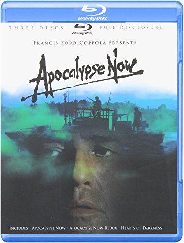 Apocalypse Now (Apocalypse Now / Apocalypse Now Redux / Hearts of Darkness) (Three-Disc Full Disclosure Edition)  [Blu-ray] LIONSGATE FILMS http://www.amazon.com/dp/B003UESJJC/ref=cm_sw_r_pi_dp_XOKEub0NNZRX5