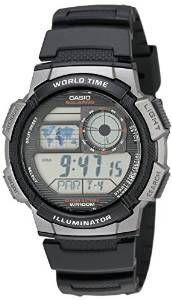 #AmazonCA #AmazonCanada: $20 or 34% Off: Casio Men's Silver Digital Sport Watch Black Strap AE1000W-1BVCF - $20 ... http://www.lavahotdeals.com/ca/cheap/casio-mens-silver-digital-sport-watch-black-strap/57231