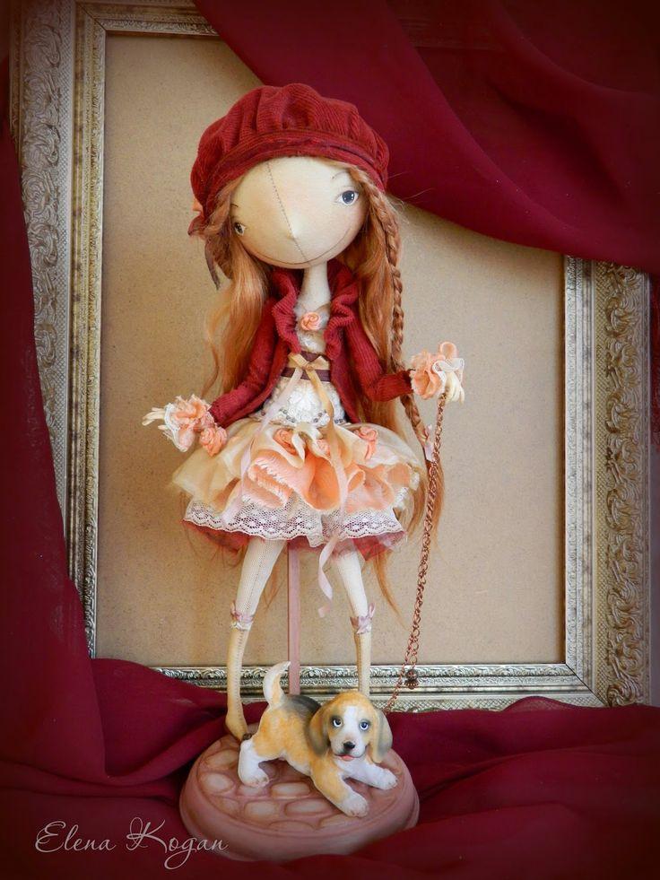 Маленький цветочек - одна из моих самых любимых и нежных девочек - розочка Розетта.  Она привязчива, влюбчива и невероятно нежна и в...