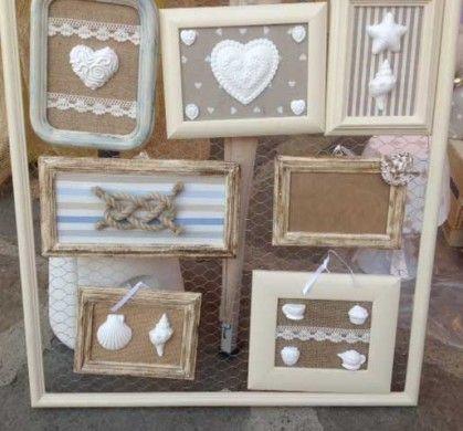 Le decorazioni matrimonio shabby chic delle mie nozze saranno realizzate handmade da Giada di Morbidi Intrecci partner del gruppo Daisy & co.