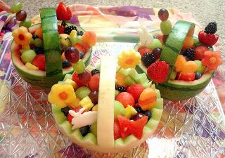 Munch ado About Nothing: Fruit Platters Ideas