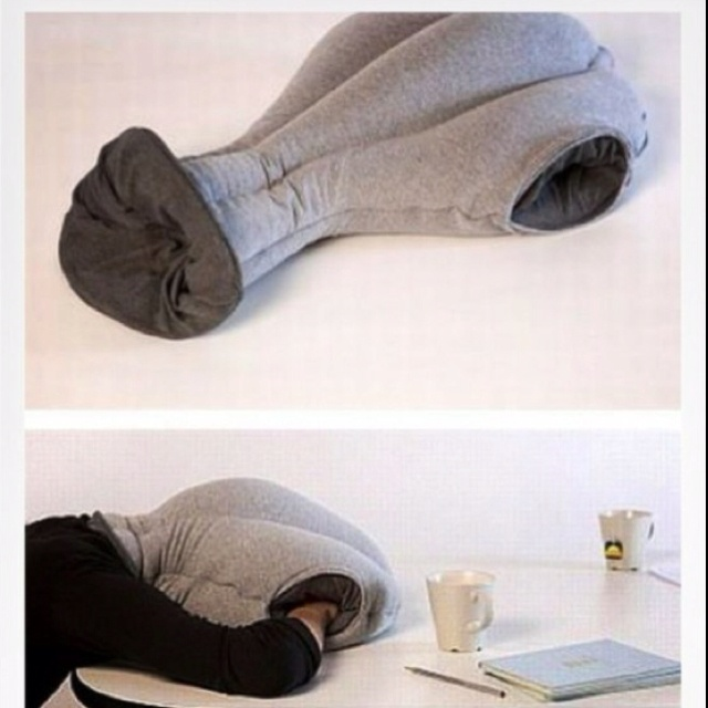 Office Nap Sack