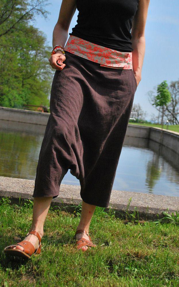 kleinformat kreativ ANGURU Hose Schnitt/ pants pattern (engl. version incl.)