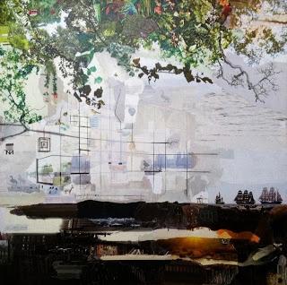 Landschap - Linda Verkerk - 2012