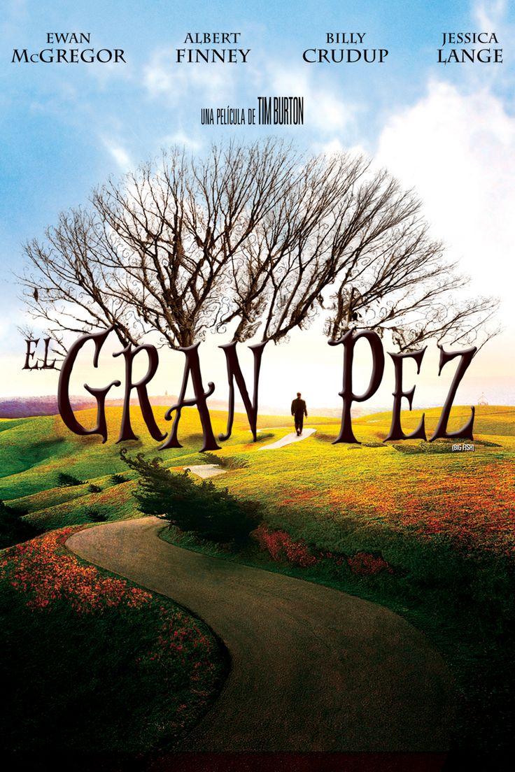 """Análisis de """"El Gran Pez"""" (2003), Tim Burton"""