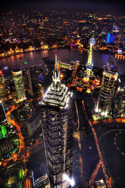 Shanghai:                                 Jin Mao Tower                   China