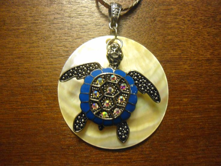 Excited to share the latest addition to my #etsy shop: Blue Enamel Sea Turtle Sea Shell Pendant Necklace, sea turtle necklace, sea shell necklace, turtle pendant necklace, sea shell pendant http://etsy.me/2hTfbyf #jewelry #necklace #blue #shell #girls #yes #silver #beachtropical