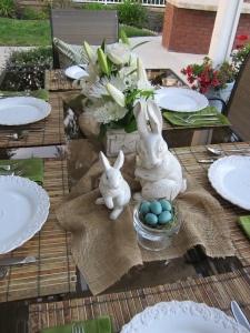 84 Best Burlap Easter Decorations Images On Pinterest