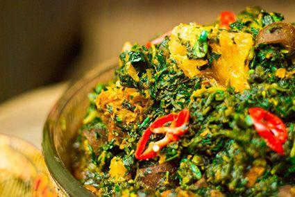 Edika-Ikong Soup