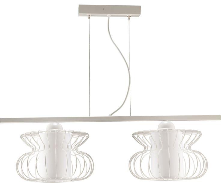 Lampa wisząca VALERIA 2 z abażurem w stylu industrialnym dostępna na naszej stronie www.przystojnelampy.pl   #lampa #wisząca #lamp #lamps #lampy #oświetlenie #styl #industrialny #industrial