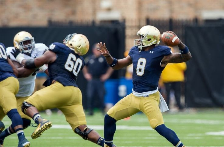 With Malik Zaire and Corey Holmes transferring from Notre Dame, North Carolina could have two veteran playmakers join their roster in 2017. After a 4-8 sea...