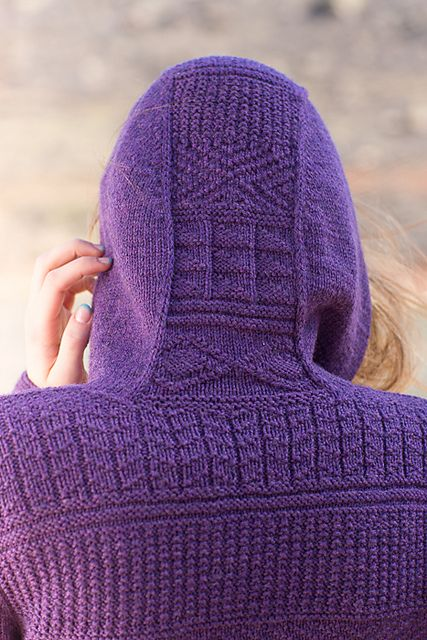 Ravelry: East Neuk Hoodie pattern by Kristen Orme