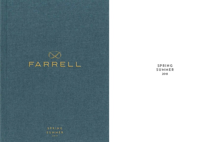 Farrell - Lookbook #SS13