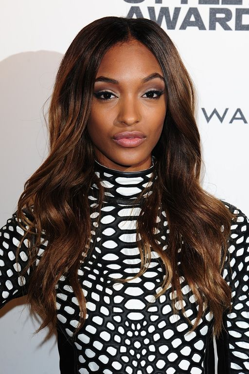 17 Best images about coiffure femme black / tissage long on ...