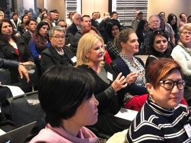 Last Friday's Australian Immigration Conference hosted by Legal Training Australia