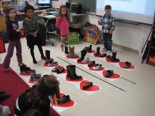 Franklin Music: Kindergarten cooler cobbler mend my shoe.  Ta and titi