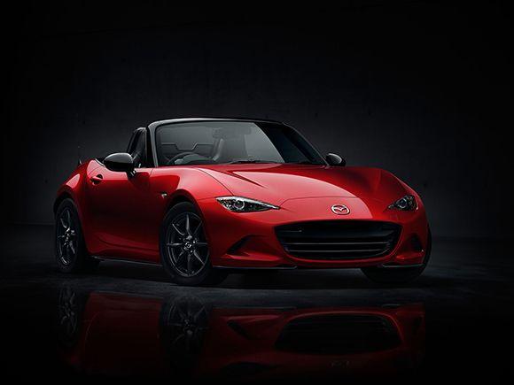 La Mazda Mx   Est Lancee