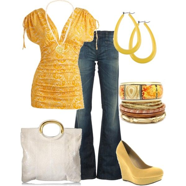 A fashion look from November 2012 featuring Arden B. tunics, Diesel jeans and Michael Kors clutches. Browse and shop related looks.