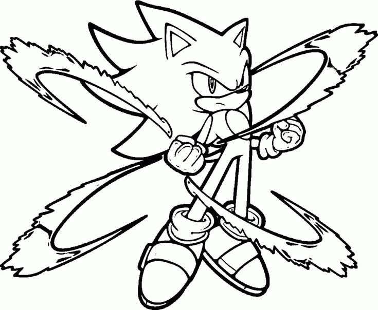 Sonic Boom Coloring Pages Great Sonic Boom Coloring Pages ...