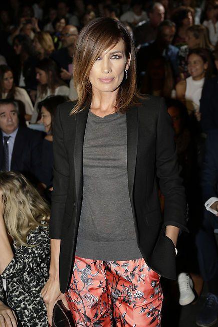 Carlos Falcó y Esther Doña, Nieves Álvarez, Elena Ballesteros... se dejan conquistar por la moda en Madrid - Foto 1