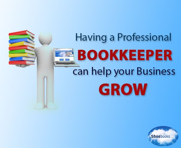 There is no other person who knows everything about your company than your bookkeeper, so he or she is the single person who can look at your company's value from an expert angle. Not only that—your bookkeeper can also give you suggestions on how you can increase your business' value through acquisitions, financing, and investments, if they are certified to do so.