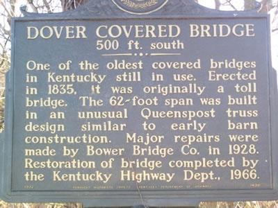 Mapping Kentucky History Mason County Markers - CommunityWalk