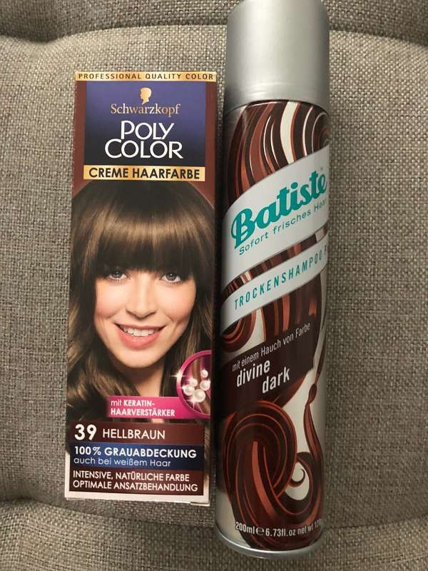 naturliche brunette shampoo