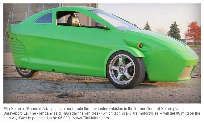 17 best images about elio on pinterest rear seat big for General motors shreveport jobs