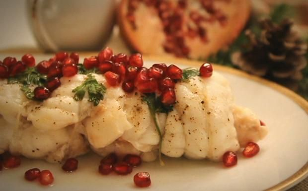 Arrosto di pescatrice con salmone affumicato - Corriere.it