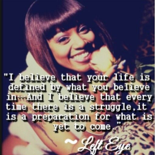 Left Eye Quotes TumblrLeft Eye Quotes Tumblr