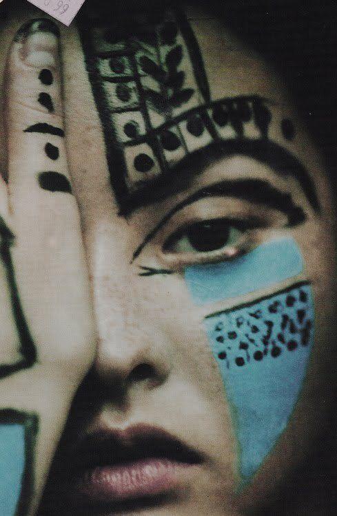 Devon AokiPainting Face, Devonaoki, Paolo Roversi, Makeup, Wars Painting, Art Face, Face Art, Face Painting, Devon Aoki